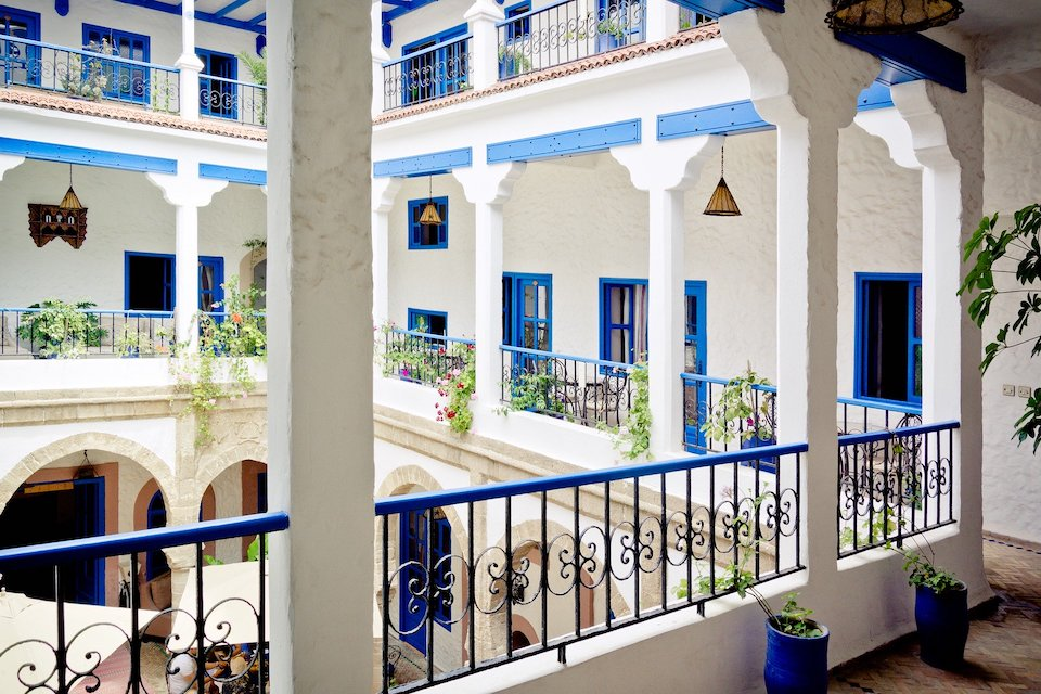 Hôtel riad à Marrakech