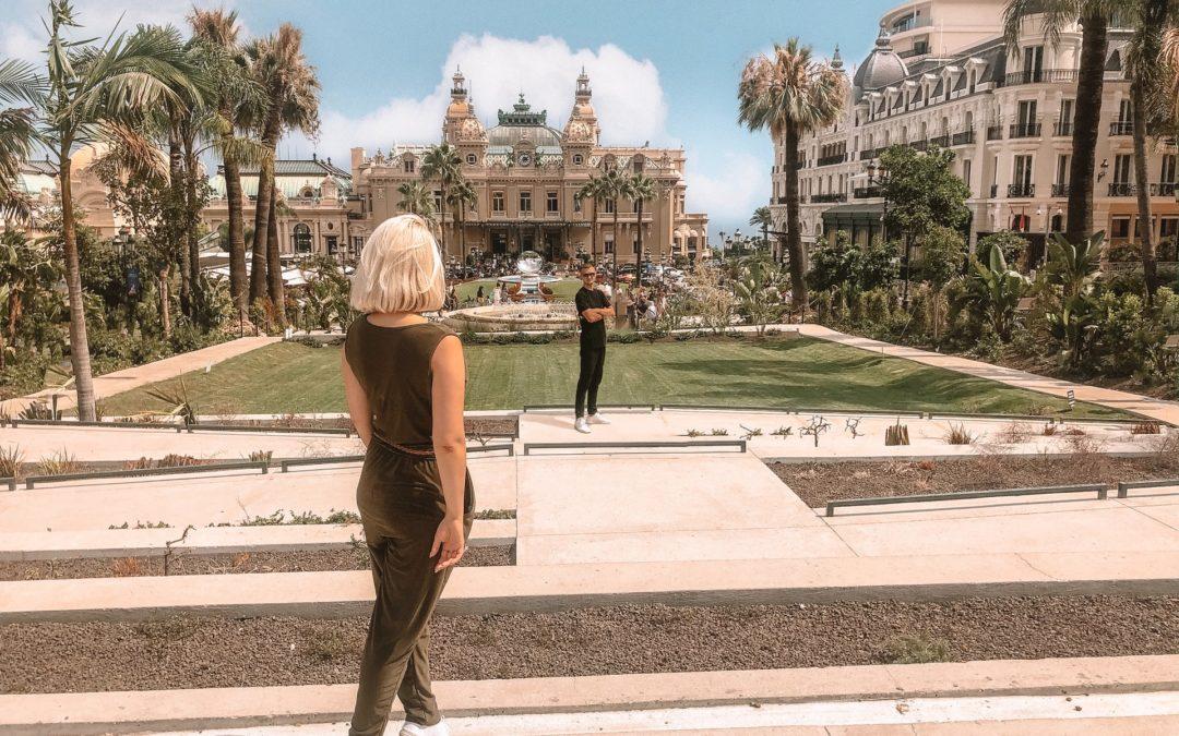 La cote d'azur, le paradis des hotels de luxex