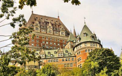 3 magnifiques hôtels de luxe pour votre séjour au Canada